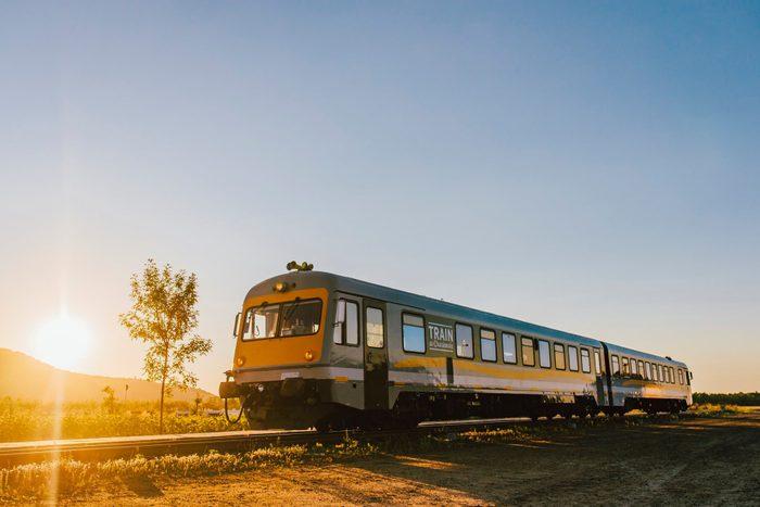 Train Across Canada - Train de Charlevoix