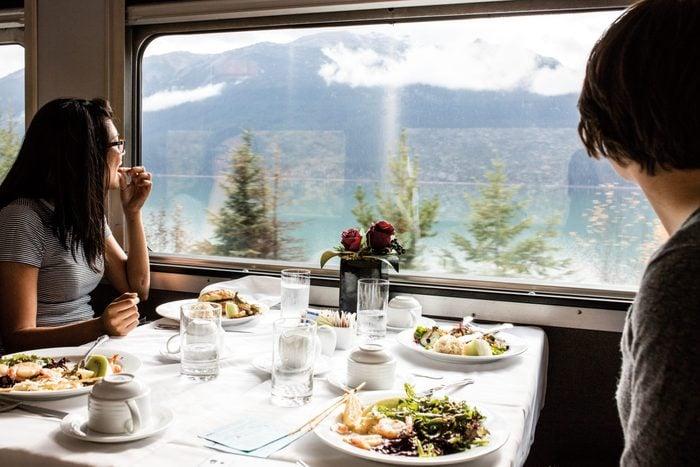 Train Across Canada - Via Rail The Canadian