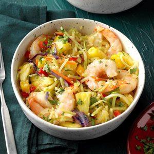 Caribbean Shrimp Bowl