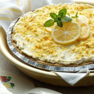 Frosty Lemonade Pie