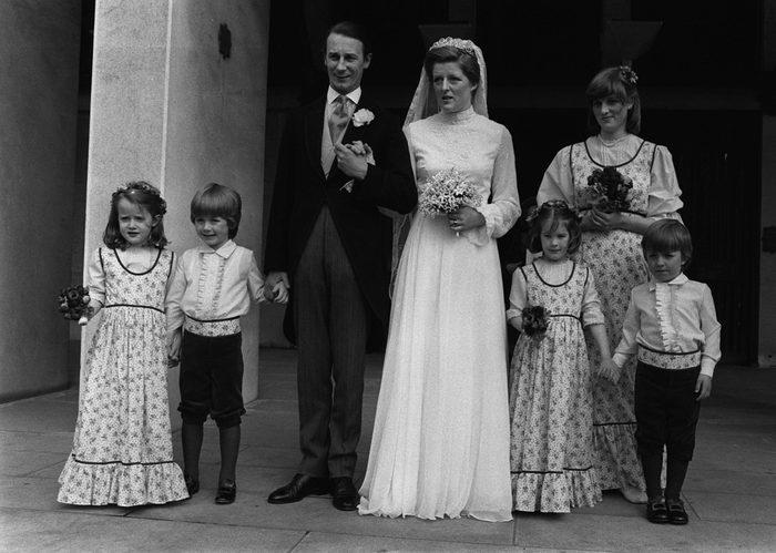 Fellowes Wedding 1978