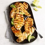 Grilled Lime Chicken