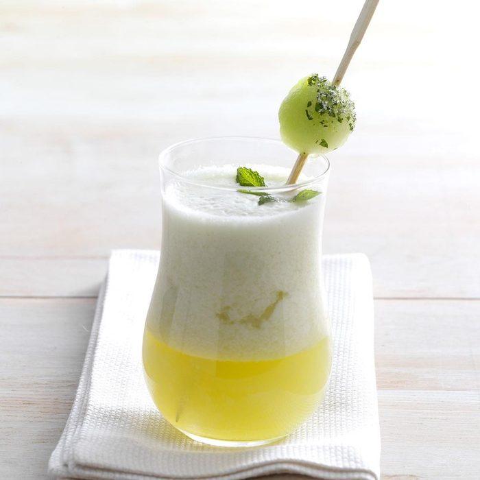 Iced Melon Moroccan Mint Tea