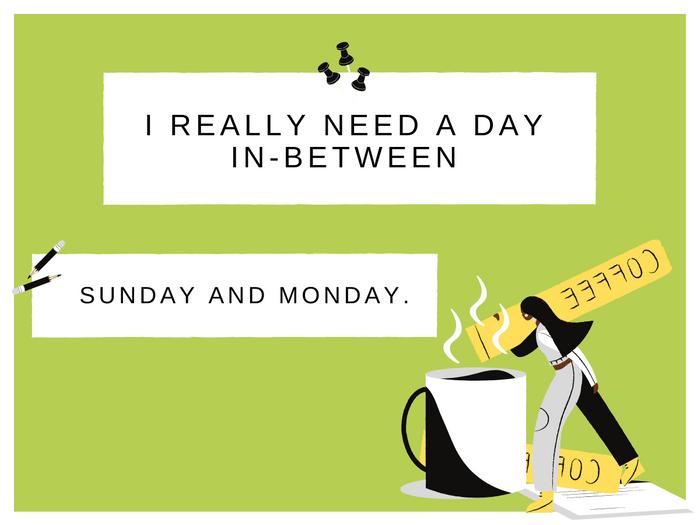 Monday Jokes- Extended Weekend