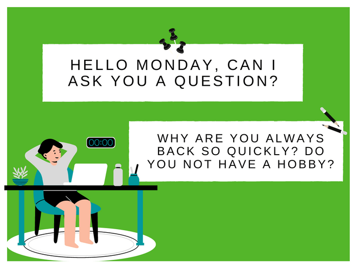 Monday Jokes- Question For You