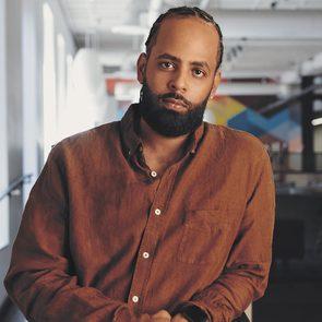 Mustafa El Amin of MyStand