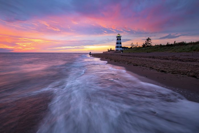 Best Place To Watch The Sunset In Every Province West Point Prince Edward Island