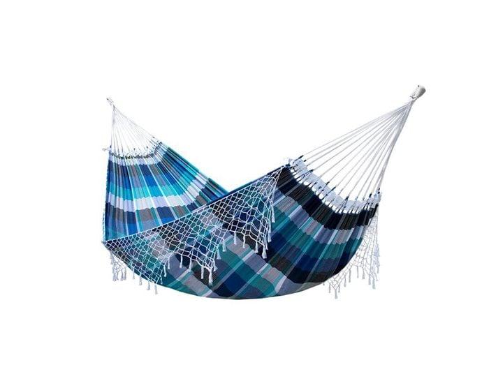 Canada Hammock - Lowe's hammock in Marina blue