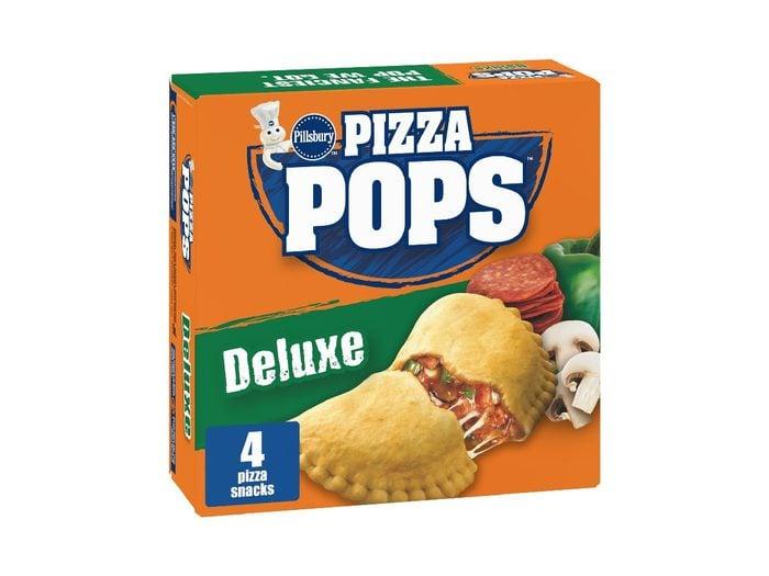 Canadian Snacks Pizza Pops Deluxe