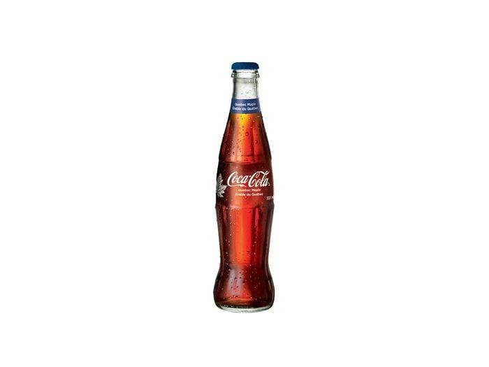 Canadian Snacks Quebec Maple Syrup Coca Cola