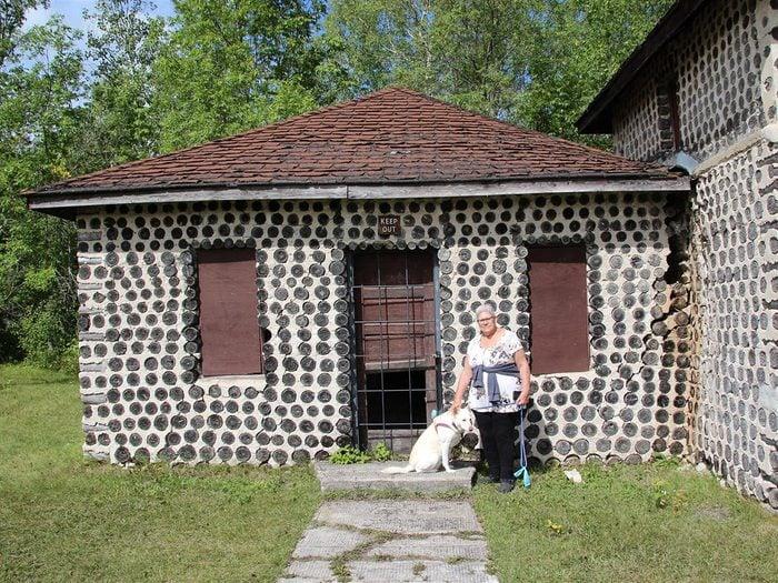 Doors Across Canada - Camp Morton Historic Site