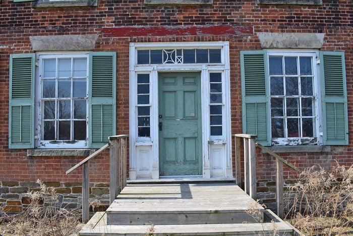 Doors Across Canada - Gardner Dunton House