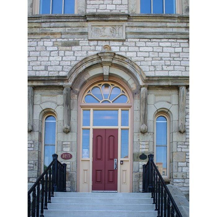 Doors Across Canada - Mackenzie Hall
