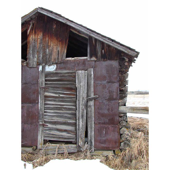 Doors Across Canada - rustic granary