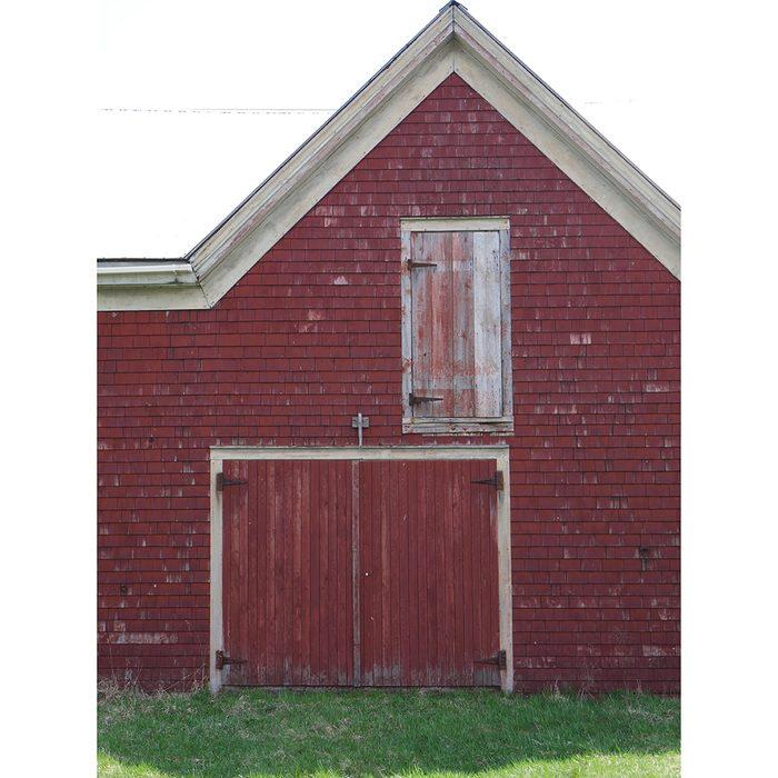 Doors Across Canada - Red Barn Door