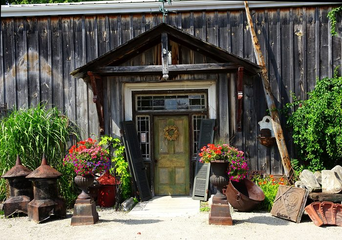 Doors Across Canada - Barn in St. Jacobs, Ontario