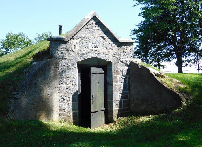 Doors Across Canada - Underground Tunnel