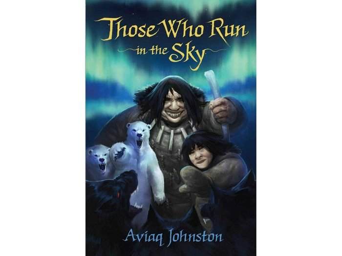 Indigenous Authors - Aviaq Johnston