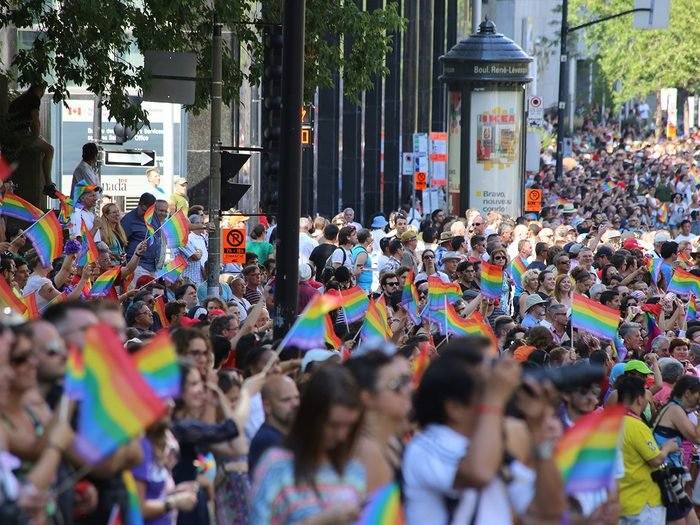 Moving to Canada - Pride in Montreal