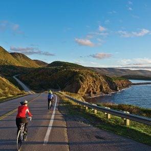 Bike Trails - Nova Scotia Cabot Trail