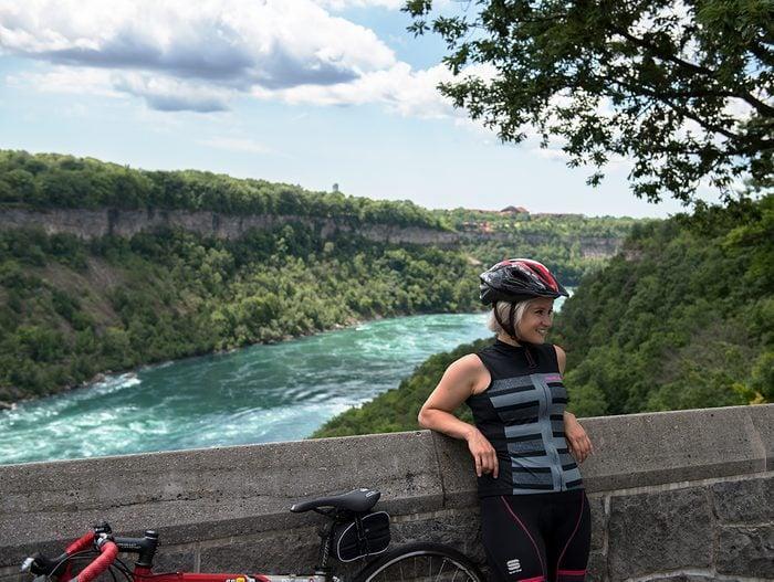Bike Trails - Ontario Niagara Parks