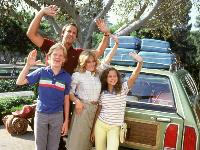 Best Summer Movies - National Lampoons Vacation