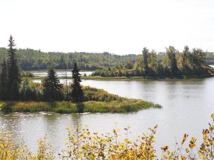 Edmonton Day trips - Cooking Lake