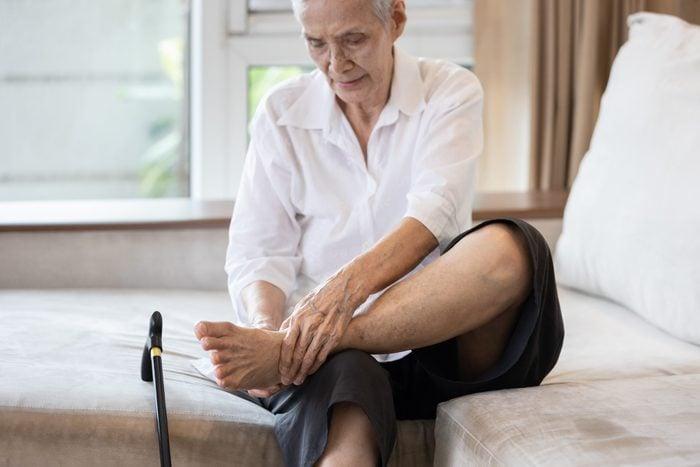 Foot symptoms - Clubbing