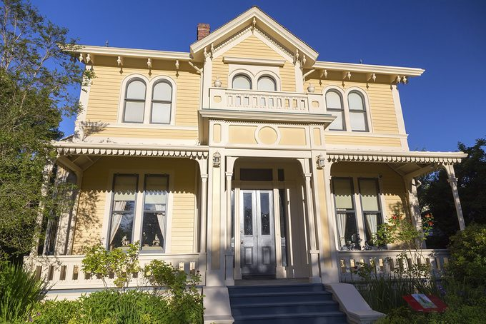 Hidden gems of BC - Emily Carr House in Victoria BC