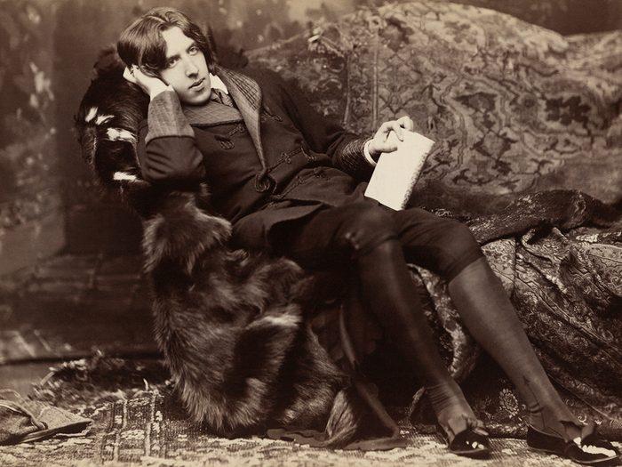 Oscar Wilde - Oscar Wilde's visit to Woodstock Ontario