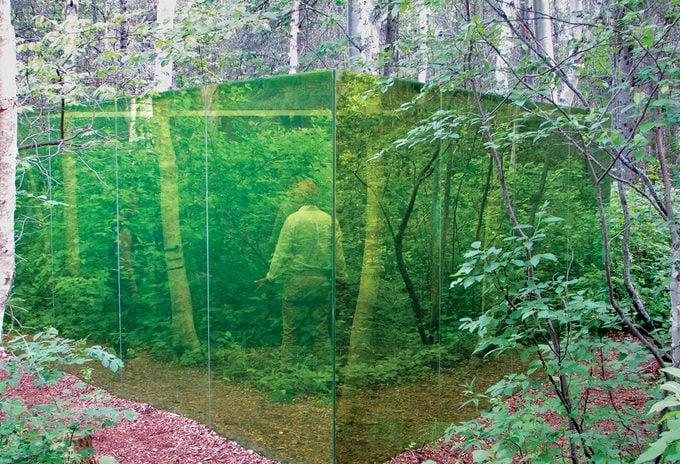 Reford Gardens - Green Glass Room