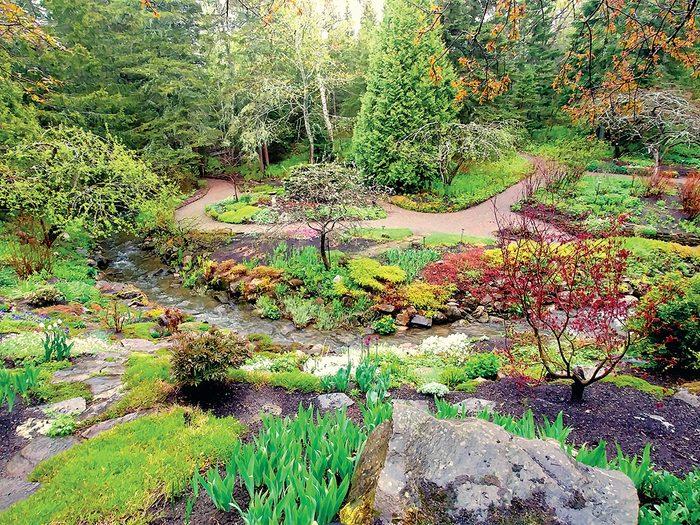Reford Gardens Landscaping