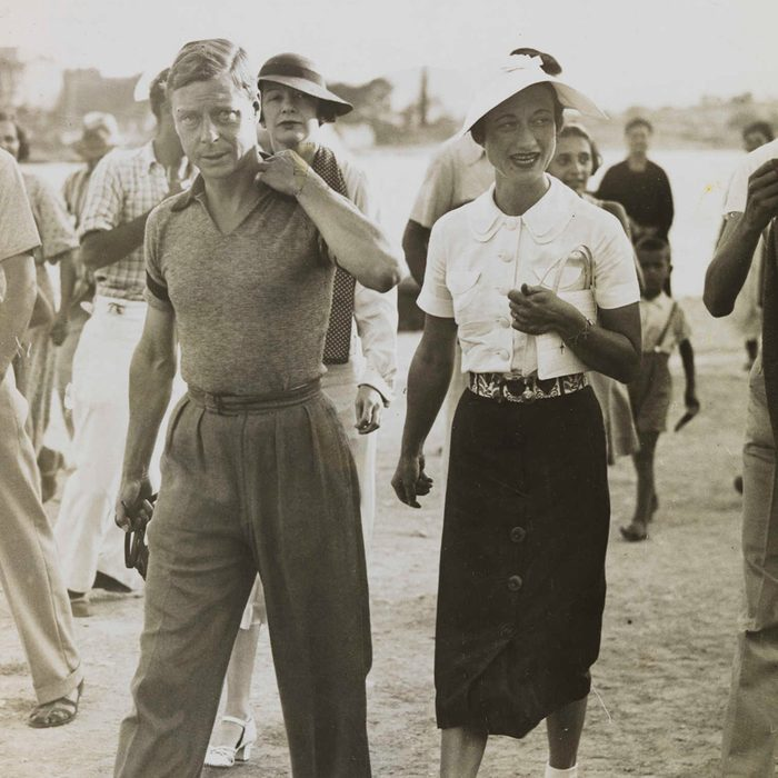 Royal memoirs - King Edward VIII and Wallis Simpson in 1936