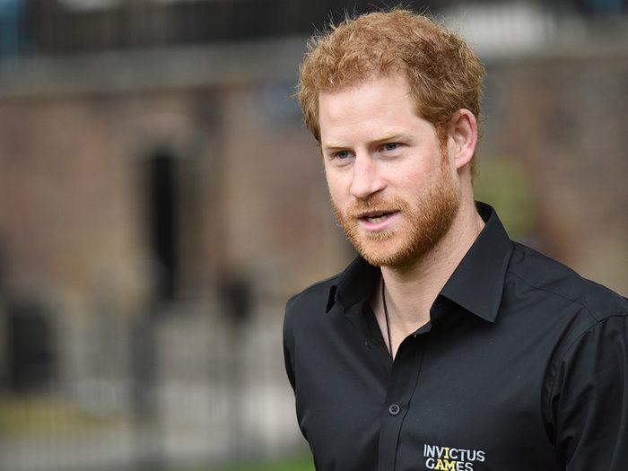 Royal memoirs - Prince Harry