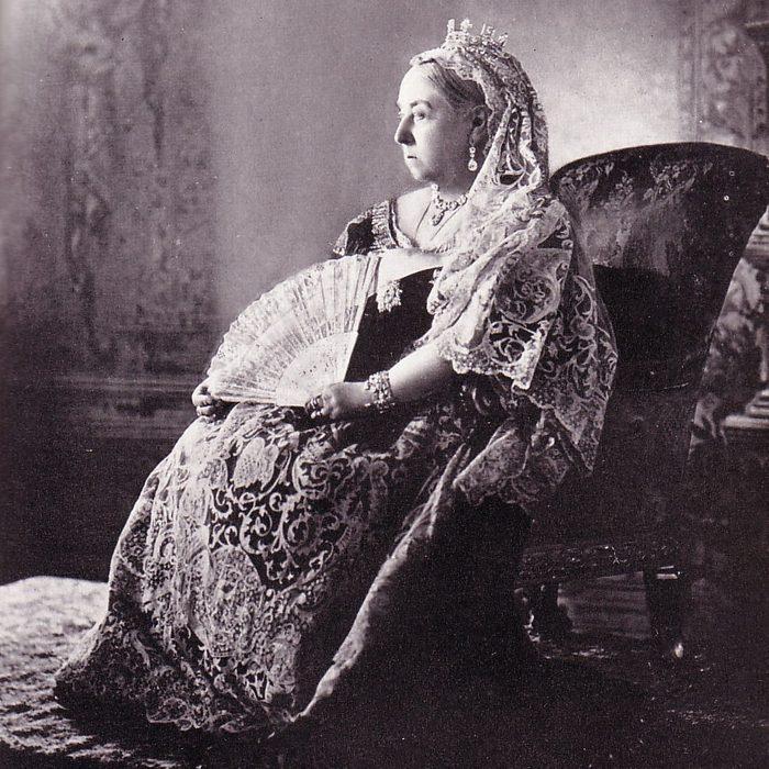 Royal memoirs - Queen Victoria photographed for her Diamond Jubilee
