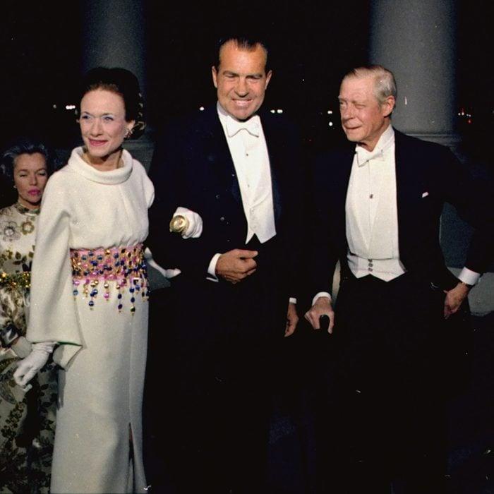 Royal Memoirs - Wallis Simpson and Duke of Windsor meet Nixon