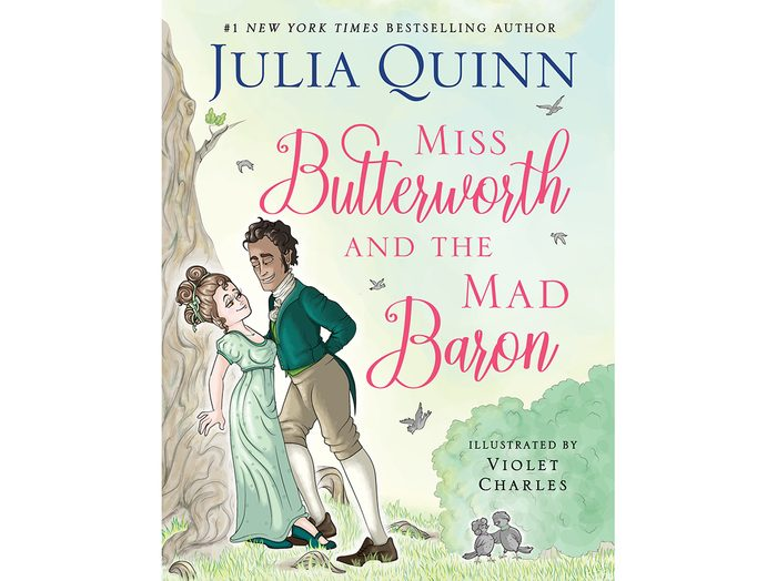 Julia Quinn - Miss Butterworth And The Mad Baron