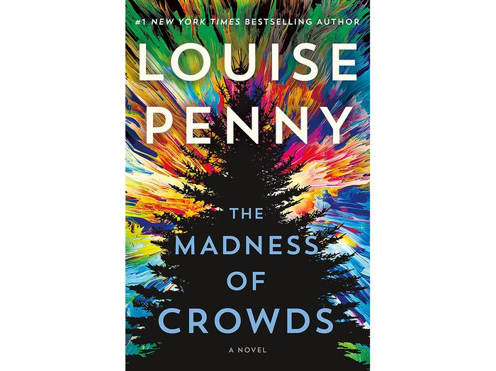 Louise Penny Latest Book - The Madness of Crowds