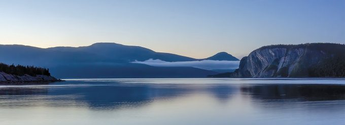 West Coast Newfoundland - Norris Point