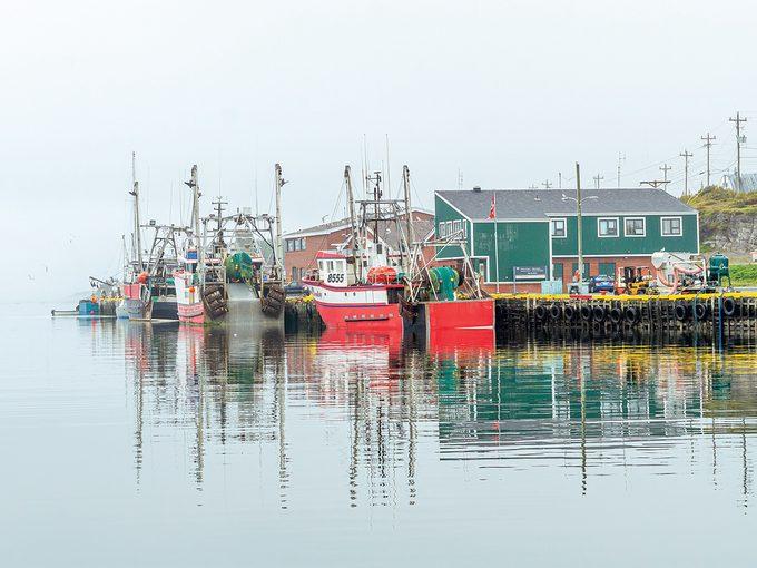 West Coast Newfoundland - Port Aux Choice