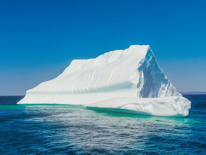 West Coast Newfoundland - Spotting icebergs at St. Anthony