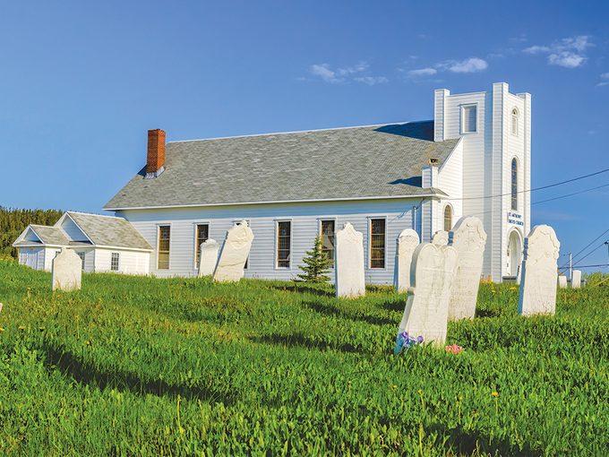 West Coast Newfoundland - St. Anthony United Church