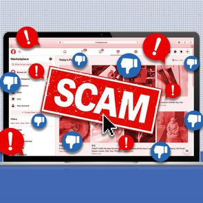 Facebook Marketplace Scams Collage Feature