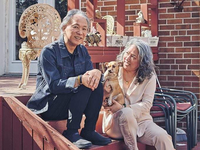 Early signs of dementia - Stephen and Eva Chow
