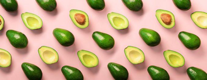 Health benefits of avocado - banner