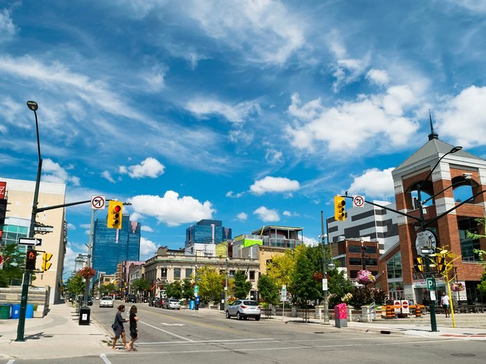 Most average place in Canada - London Ontario