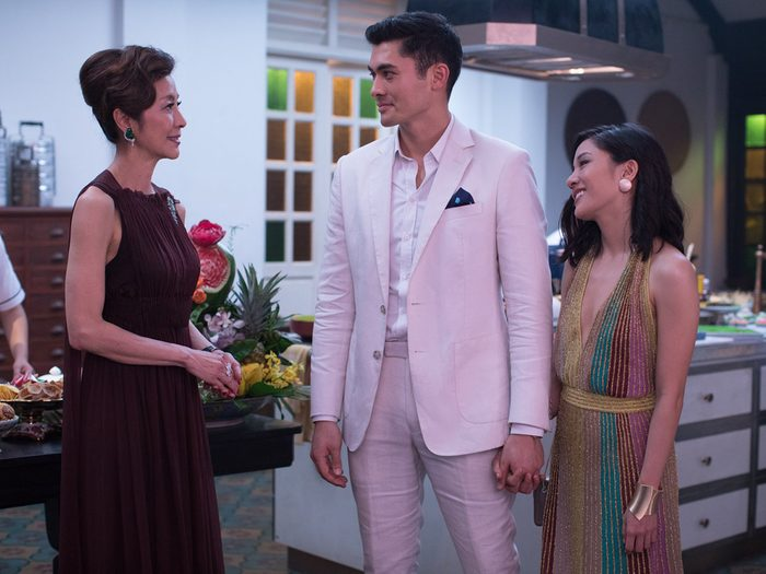 Movies Better Than The Book - Crazy Rich Asians