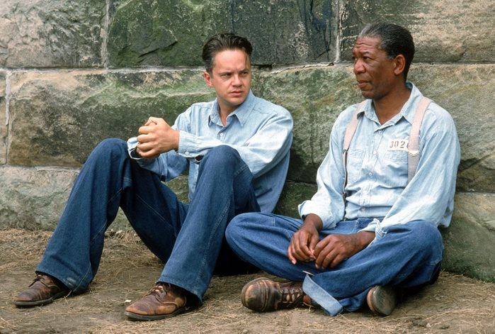 Movies Better Than The Book - The Shawshank Redemption
