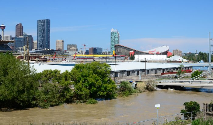 Natural disasters in Canada - Calgary floods 2013