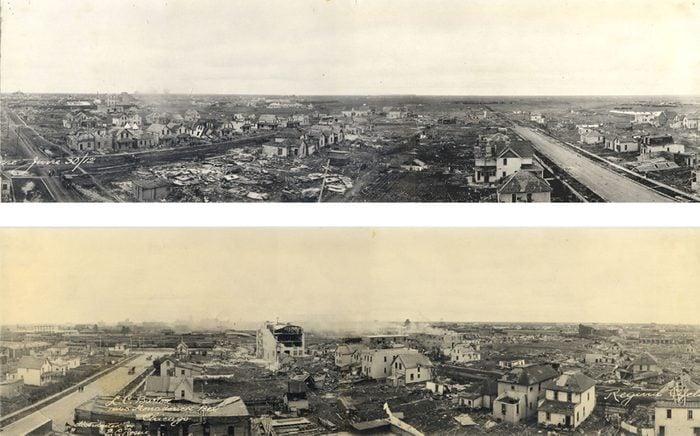 Natural disasters in Canada - Regina Cyclone of 1912